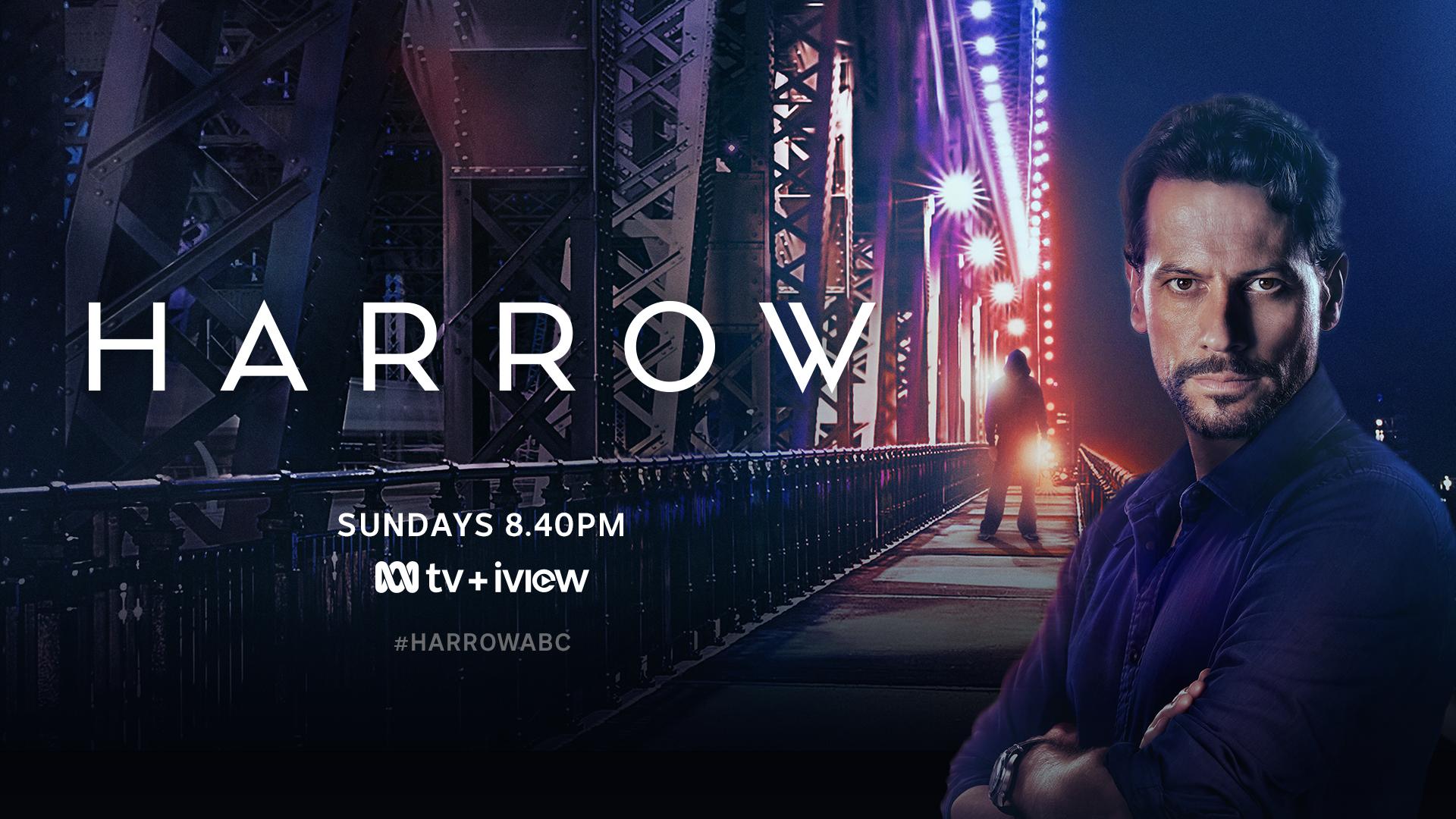 Harrow 2x09 Espa&ntildeol Disponible