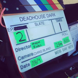 Deadhouse Dark - Filming in QLD
