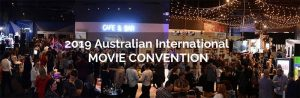 Australian International Movie Convention (AIMC) 2019