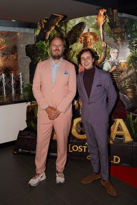 Dora and The Lost City of Gold - director and cast