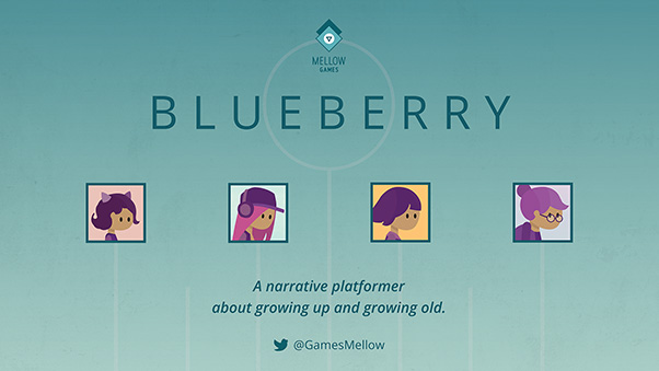 Blueberry Mellow Gamesa
