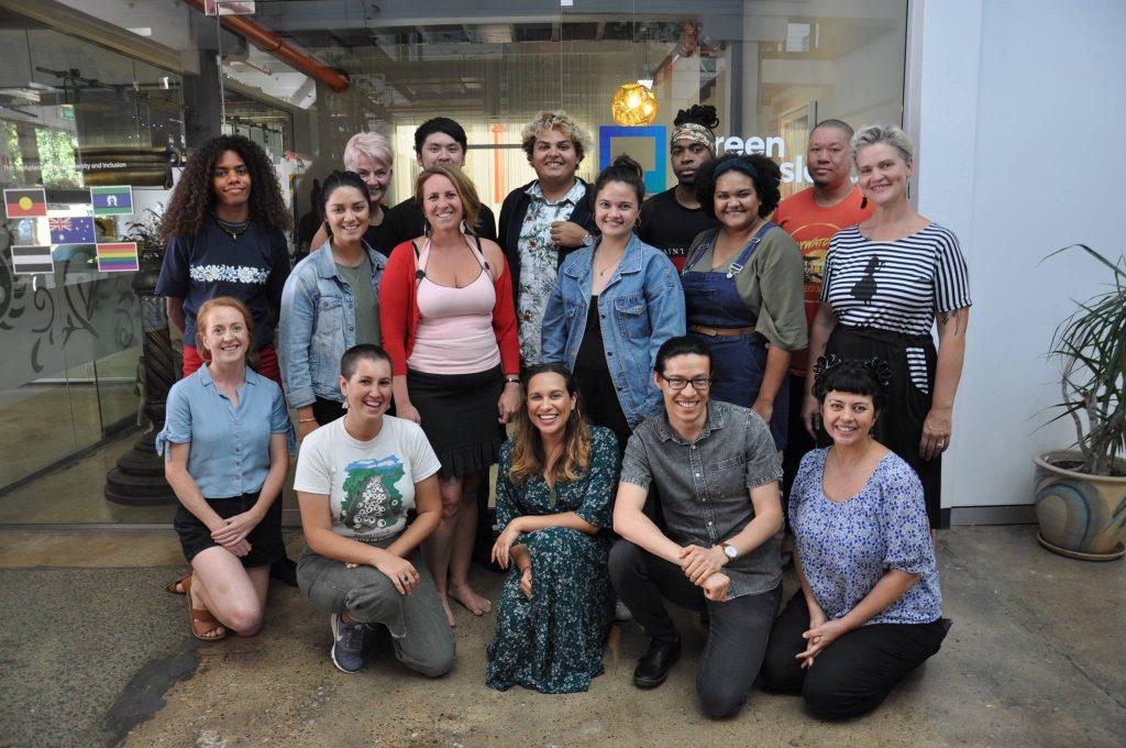 Talent Camp - Queensland